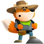 小狐狸冒险记