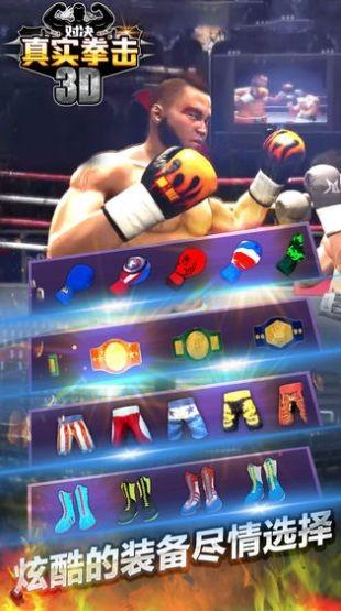 真实拳击对决截图3
