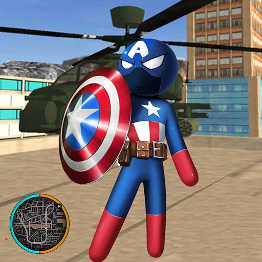钢铁侠城市英雄模拟器