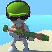橡皮人火箭游戏