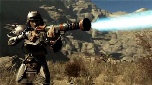 辐射4:新维加斯发布最新的游戏预告片