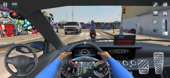 出租车模拟器截图3