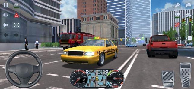 出租车模拟器截图4