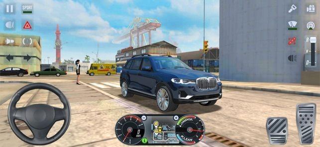 出租车模拟器截图5