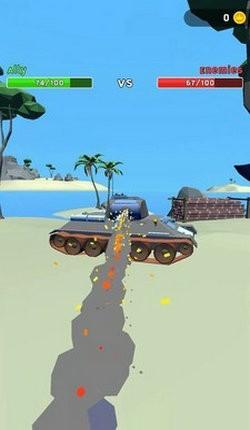 坦克也疯狂截图1