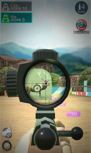 狙击射击截图1