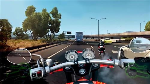 街头摩托极速竞技截图4