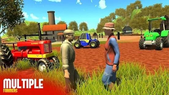 农民拖拉机模拟器截图4
