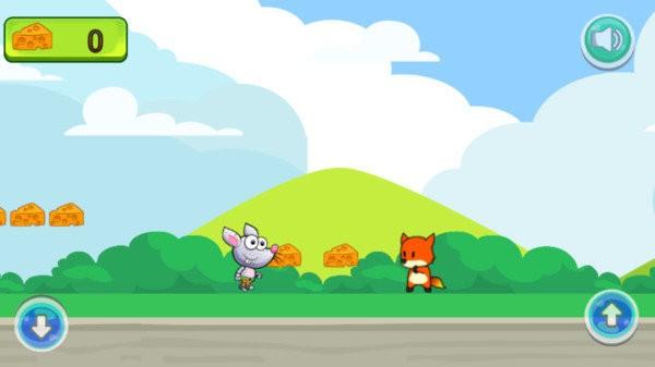 老鼠历险记游戏截图2