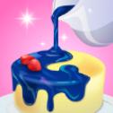 镜面蛋糕大师