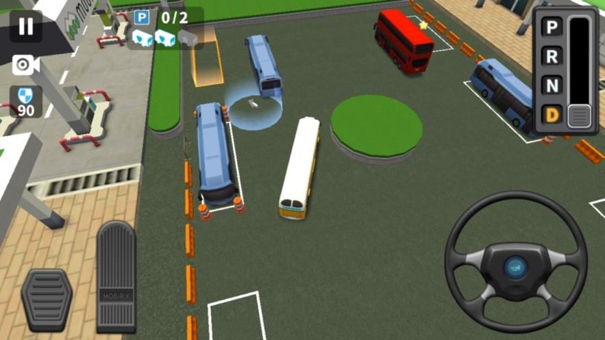 巴士停车王截图2