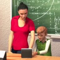学校老师模拟器2020