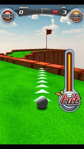 超级高尔夫游戏截图1