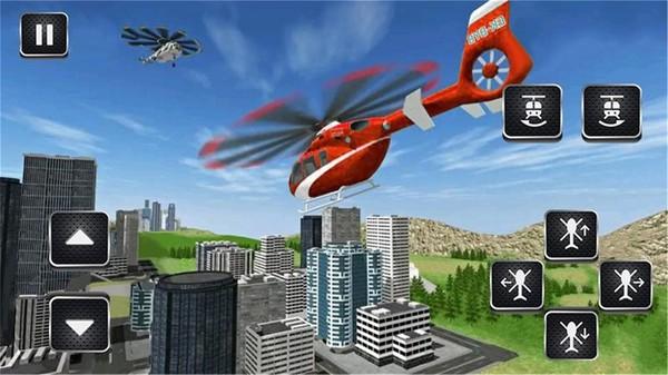 虐心直升机截图2
