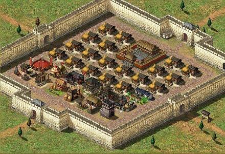 自己建造城池三国游戏下载