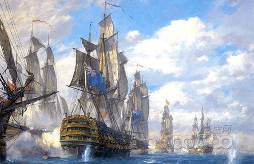 航海经营类手游