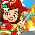 我的小镇消防站