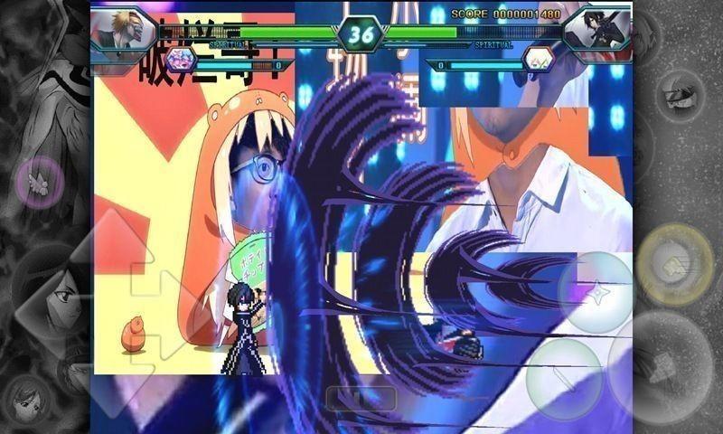 死神vs火影截图1