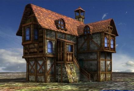 建房子游戏大全