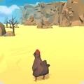 虚拟老鹰捉小鸡