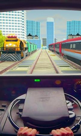 火车危机大都市截图1