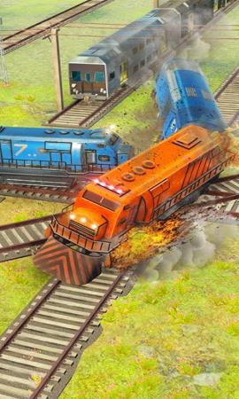 火车危机大都市截图2
