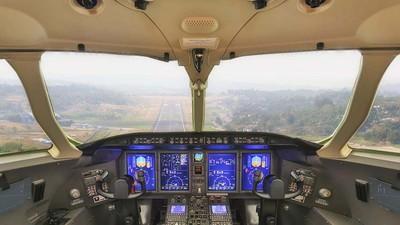 飞行模拟器3D中文版截图3