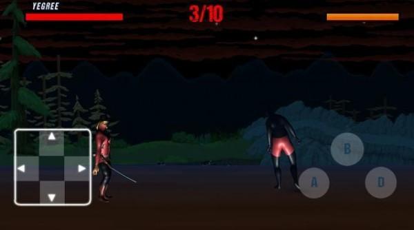 吸血鬼的战斗截图3