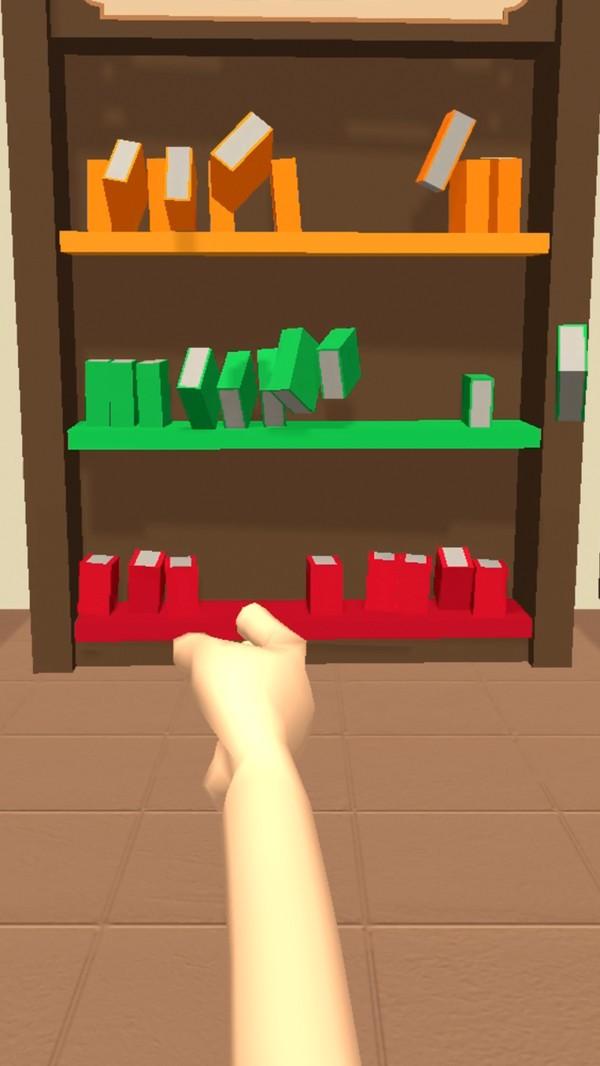 图书馆挑战截图2