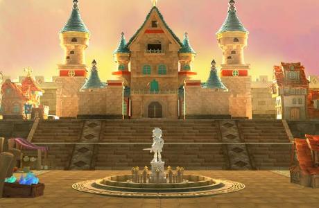 建造自己的王国的游戏