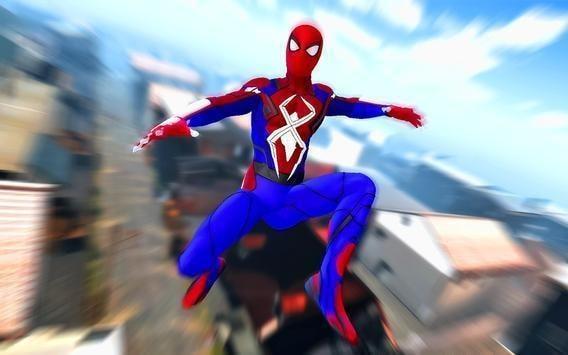 英雄蜘蛛格斗截图3