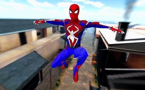 英雄蜘蛛格斗截图1