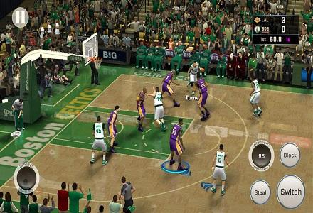 NBA篮球手游合集推荐