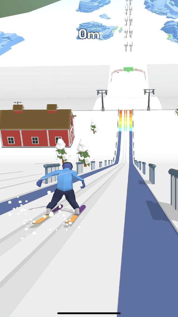 跳台滑雪3D截图1
