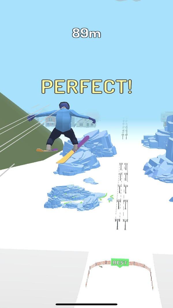 跳台滑雪3D截图2
