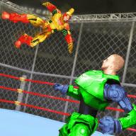机器人摔跤