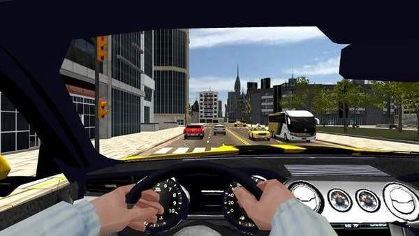城市驾驶截图3