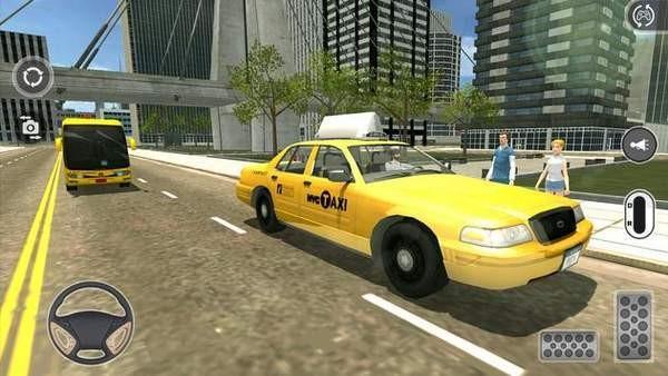 城市驾驶截图2