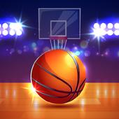 投篮篮球比赛