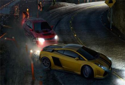 赛车竞速类游戏大全