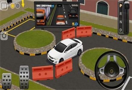 模拟停车的游戏大全