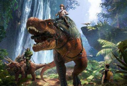 关于恐龙的游戏下载