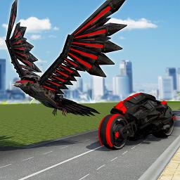 乌鸦变形机器人