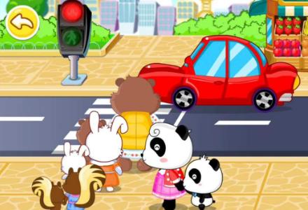熊猫题材的小游戏大全