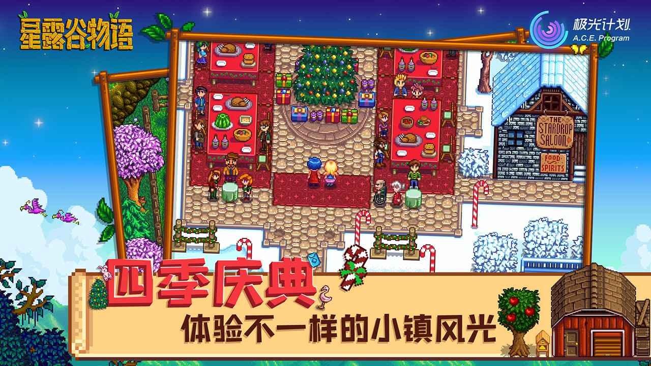 星露谷物语安卓汉化版截图5
