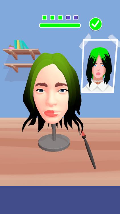 面部雕刻家3D截图1
