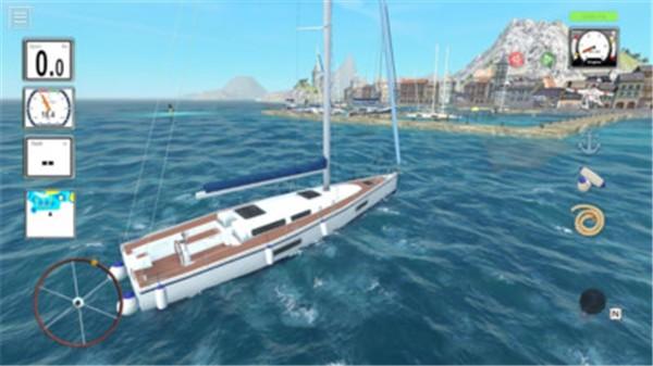 泊船模拟器截图2