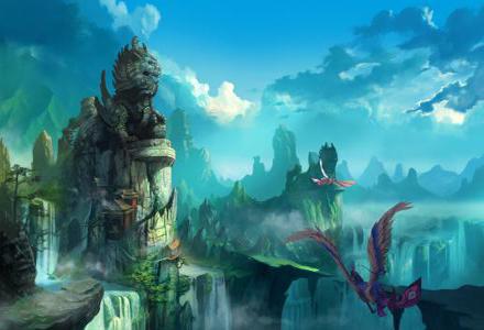 人物美丽的3D仙侠手游合集