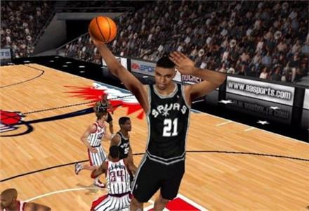 模拟打篮球