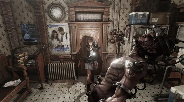 生化危机x鬼屋魔影!生存新作Tormented Souls上架Steam
